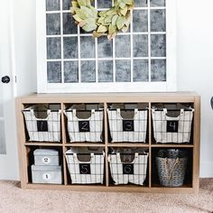 Cube storage unit do it yourself home projects from ana white 8 cube storage organizer via simplykierste solutioingenieria Images