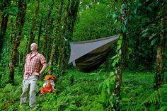 Hammock Camping in Costa Rica