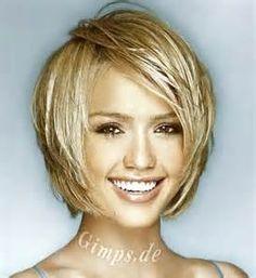 jessica alba short hairstyles  