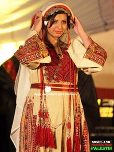 Traditional Palestinian Thobe (dress)