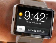 iWatch, el próximo reloj inteligente de Apple. ¿Te gustaría tenerlo? Repinéanos en tu tablón. Más detalles del reloj aquí: http://www.muyinteresante.es/tecnologia/articulo/iwatch-el-proximo-reloj-inteligente-de-apple #Apple