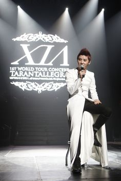 Junsu in New York- I was there...He was adorable. Fantastic concert!