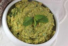Spicy White Bean and Avocado Dip Recipe: avocado, cannellini beans ...