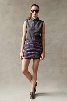 Gryphon Spring 2013 Ready-to-Wear - Collection - Gallery - Style.com