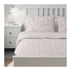 *NEW* STENÖRT Quilt cover and 2 pillowcases Flower  03 Sizes-100/% cotton IKEA
