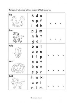 Grade R Worksheets, Kindergarten Worksheets, School Hacks, School Projects, English Activities, Activities For Kids, English Phonics, Abc For Kids, Bible Crafts
