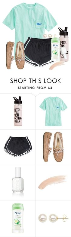 just bought these shorts!❤️ by ellaswiftie13 ❤ liked on Polyvore featuring Vineyard Vines, NIKE, UGG Australia, Essie, Topshop, Dove and Honora