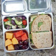 Lunch al Mediterranean