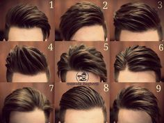 Mens hairstyles - Amazing Male Hair Styles That Match With Your Face Shapes Cool Hairstyles For Men, Hairstyles Haircuts, Haircuts For Men, Short Haircuts, Popular Haircuts, Barber Haircuts, Haircut Men, Hairstyle Men, Latest Hairstyles