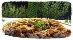 Des super nouilles chinoises au bœuf tendre, émincé très fin,aux 4 épices, de quoi régaler vos papilles avec cette spécialité chinoise revisitée c'est un régal à déguster tout chaud.
