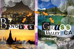 Puilui Nantanat, Bangkok & Grass Valley