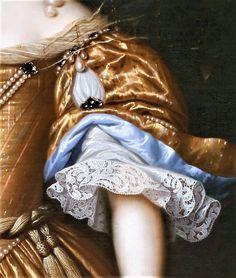 Portrait of A Woman by Pieter Nason, 1676