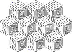 Labyrinthe pour Adulte