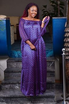 African Dresses For Kids, African Maxi Dresses, Latest African Fashion Dresses, African Print Fashion, Africa Fashion, African Attire, African Blouses, Dresses For Work, Merry