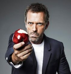 Actor | Hugh Laurie in House MD