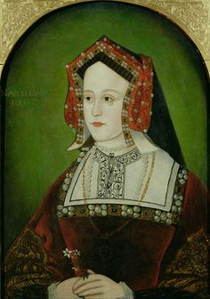 Catherine of Aragon by lisby1, via Flickr