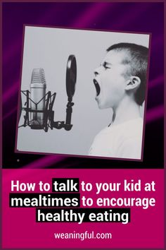 Raising a confident eater is hard when you're dealing with a picky toddler. The way you talk to them at mealtimes can trigger fussiness and affect their eating behaviour in the long run. Find out how you can get a child to eat and what to avoid in terms of words and attitude. Parenting Ideas, Parenting Advice, Kids And Parenting, Starting Solids, Healthy Baby Food, Introducing Solids, Baby On A Budget, Baby Led Weaning, All Family