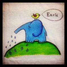 Enric t-shirt!