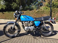 Honda CB 550 Four