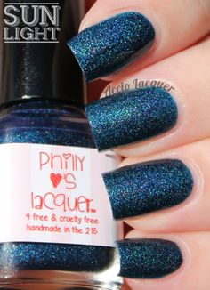 Philly Loves Lacquer: Saturnalian   BN 8 ml mini.  $4 shipped. SOLD to Cynthia