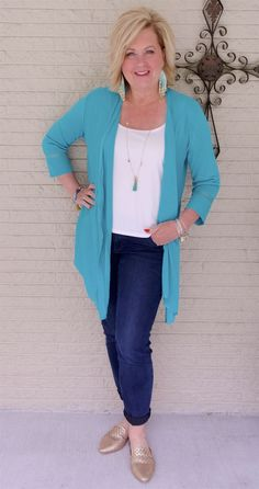 50 IS NOT OLD   TURQUOISE AND GOLD ARE SUMMER MUST HAVES   FASHION OVER 40