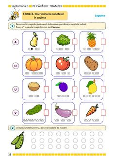 Romanian Language, Nursery Worksheets, Preschool Classroom, Crafts For Kids, Education, Tes, Kids, Kids Arts And Crafts, Easy Kids Crafts