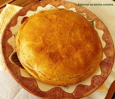 Food Cakes, Portuguese Recipes, Portuguese Food, Sweet Pie, Empanadas, Apple Pie, Food Inspiration, Cake Recipes, Appetizers