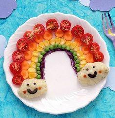 Foto: ♥✄ DIY Cuisine Créative Enfants / DIY Creative Food for Kids ✄♥  www.creamalice.com