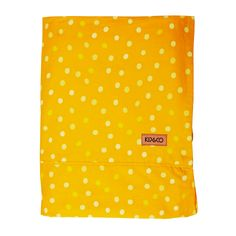 Spots Fitted Sheet - Kip & Co