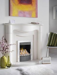eko 3040 gas fire / Gas Fires Electric Fires Stoves Marble Fireplaces / Fireplaces and Fire Accessories