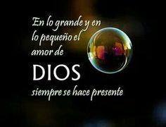 Dios siempre está presente