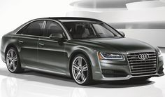 """Audi's flagship sedan, the just added a new trim level for The 2016 Audi L Sport has a big heart. And when we say """"big heart"""", we are clearly talking about a large engine. Audi A8, Audi 2017, Lexus Ls 460, Sydney, Sports Models, Car Magazine, Automobile Industry, Car Photos, Luxury Cars"""