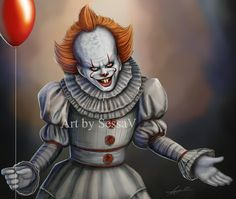 c40aac56324b IT - Pennywise - 3 by SessaV on DeviantArt