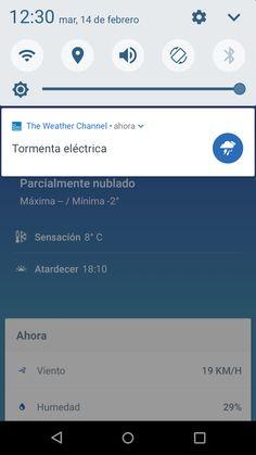 the-weather-channel-1 The Weather Channel enviará notificaciones para salvar vidas