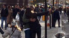 Bruno de Carvalho e a sua nova namorada visitaram alguns dos pontos mais emblemáticos da cidade e pararam várias vezes para assinalar o momento com fotografias num clima romântico