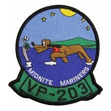 VP-203 MIDNIGHT MARINERS