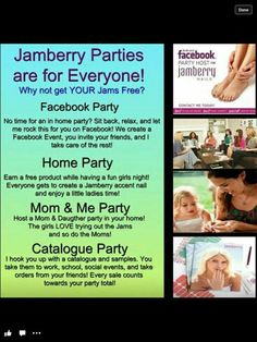 Ask me anything about Jamberry! Or go to oohlalanailz.jamberry.com