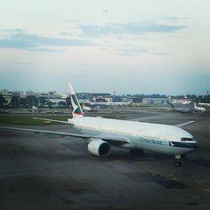 #cathaypacific #boeing #b777 #changiairport