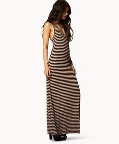 $15.80  Racerback Maxi Dress | FOREVER21 - 2054048229