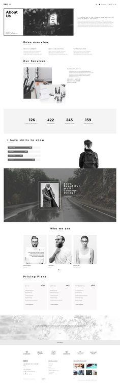 Eovo Web Design Inspiration  Latest News & Trends on #webdesign | http://webworksagency.com
