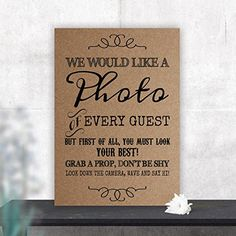 Rustic Photo Booth Table Sign for Weddings and Party Props (L) (Brown) Purple Scrunch http://www.amazon.co.uk/dp/B019V6SAMS/ref=cm_sw_r_pi_dp_iK4Qwb035DVBN