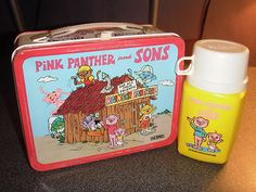 1990 Tiny Toon Adventures Lunchbox And Thermos 9039s Love