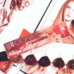 Igora dusted Rouge www.at Schwarzkopf Color, Red Hair, Purple, Instagram, Red Heads, Hair, Picture Cards, Colors, Red