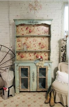 Not to Shabby Chic | Romantic shabby chic | Not-Too-Shabby Chic
