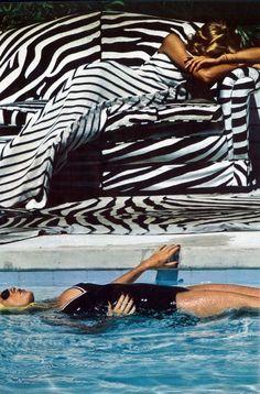 Vogue 1973 by Helmut Newton