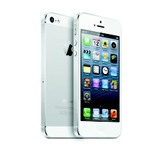 iPhone 5 white with headphones  Reasons- GPS, calling/texting, search and call, music, apps, camera/video, weather/calendar, access, movies/netflix, face time/snap chat