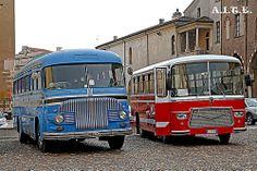 #FIAT #682/ 125 with FIAT 309 - A.I.T.E.FIAT S.p.A  #IT