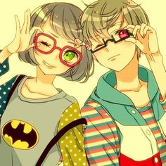 Find images and videos about couple, anime and manga on We Heart It - the app to get lost in what you love. Manga Xd, Manga Love, I Love Anime, Awesome Anime, Vocaloid, Art Kawaii, Anime Kawaii, Anime People, Anime Guys