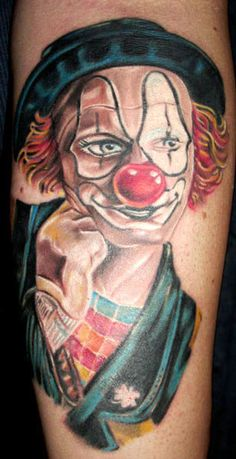 Realism Tattoo by Michele Turco | Tattoo No. 4227