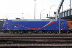 BR 145  Rail Invest